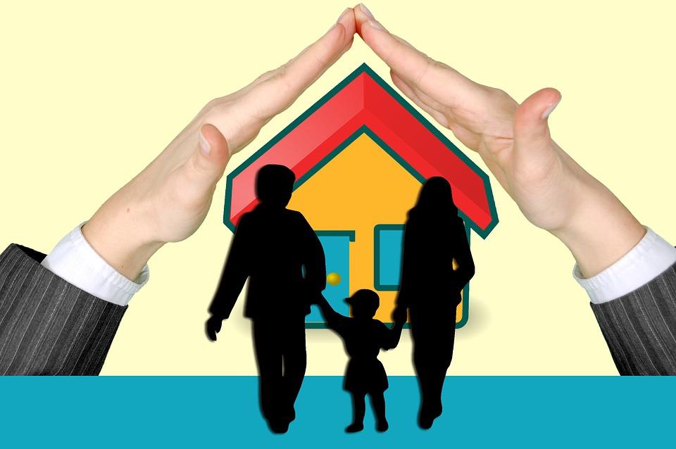 získávání bydlení
